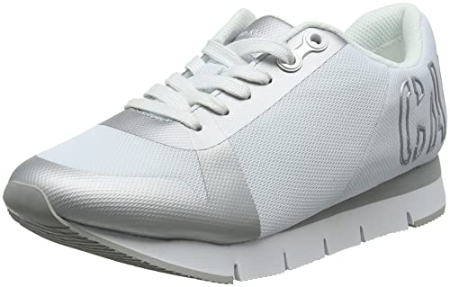 Calvin Klein Taja Mesh/Hf, Zapatillas para Mujer: Amazon.es: Zapatos y complementos