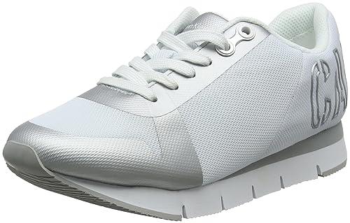 Calvin Klein Jeans Taja Mesh HF Scarpe da Ginnastica Basse Donna 7ff4b5b49f1