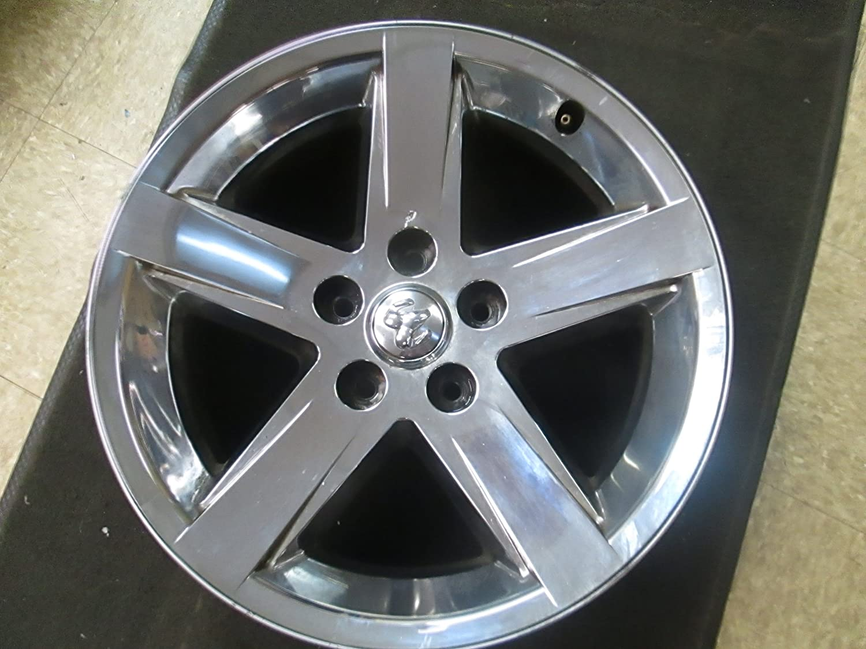 Dodge Ram Rims >> 20 Inch 2009 2010 2011 2012 2013 2014 Dodge Ram 1500 Truck Oem Chrome Clad Alloy Wheel Rim 2364 1dy13trmac 20x9
