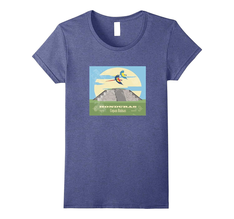 Amazon.com: Honduras Tshirt Copan Ruinas Honduras Shirt Camiseta RP: Clothing