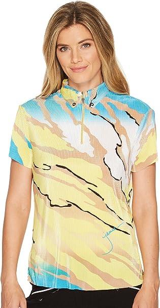 Amazon.com: Jamie Sadock Le Tigre - Camiseta de manga corta ...
