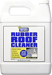 RV Rubber Roof Cleaner   Non Toxic, Non Abrasive RV Roof Detergent 1