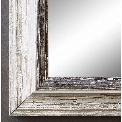 Artecentro Cornice per Quadri Tele - Shabby Chic Bianco-Colore in ...