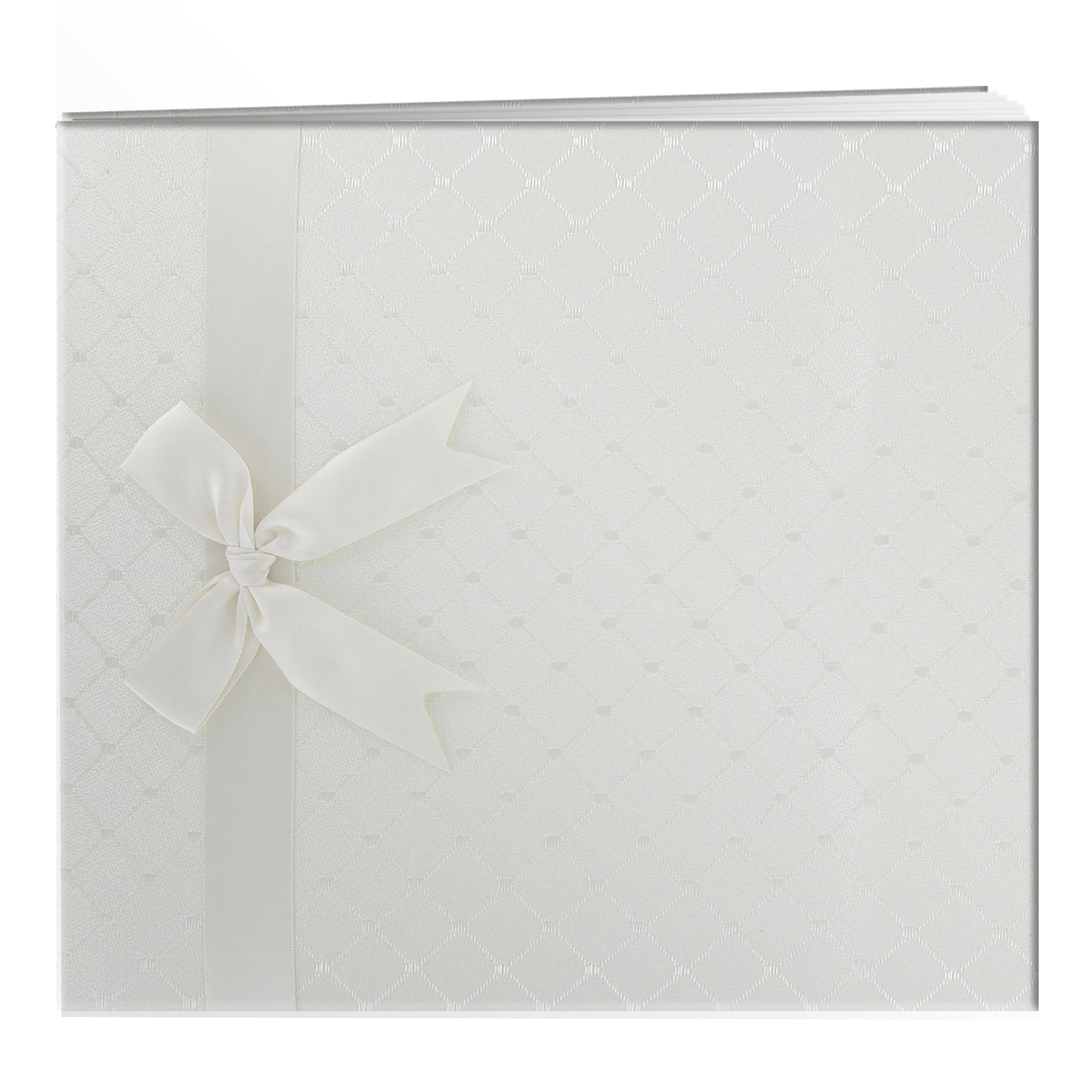 Pioneer RMW-88 White Refill Pages for 8 Inch by 8 Inch Memory Books