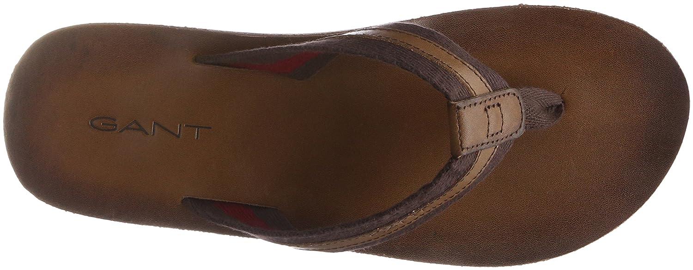 97c9aa25c Gant Men s Breeze Flip Flops  Amazon.co.uk  Shoes   Bags