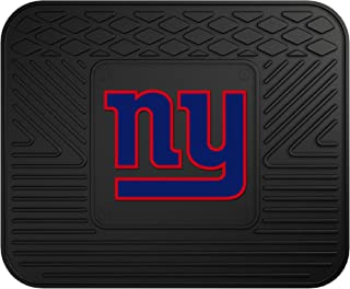 """product image for FANMATS - 9987 NFL New York Giants Vinyl Utility Mat 14""""x17"""""""