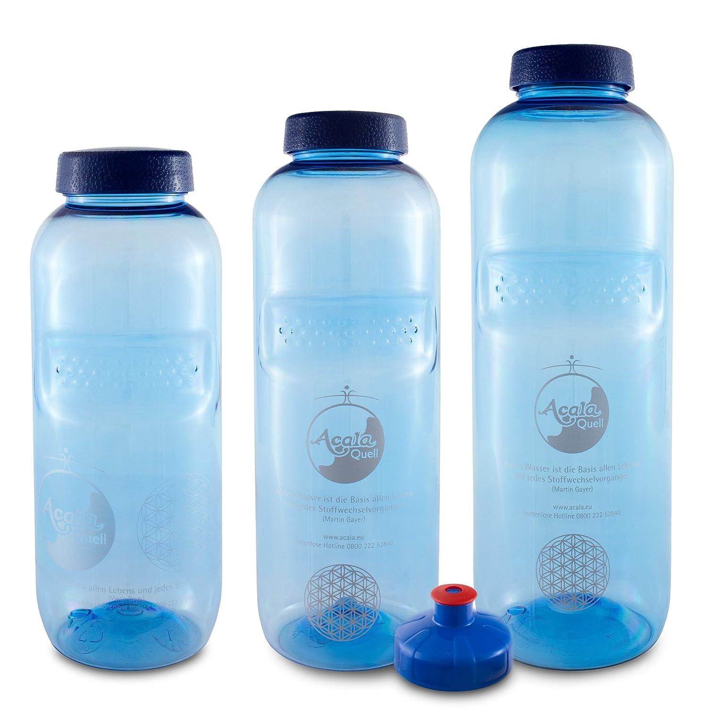 Acala Trinkflaschen optimal Set \