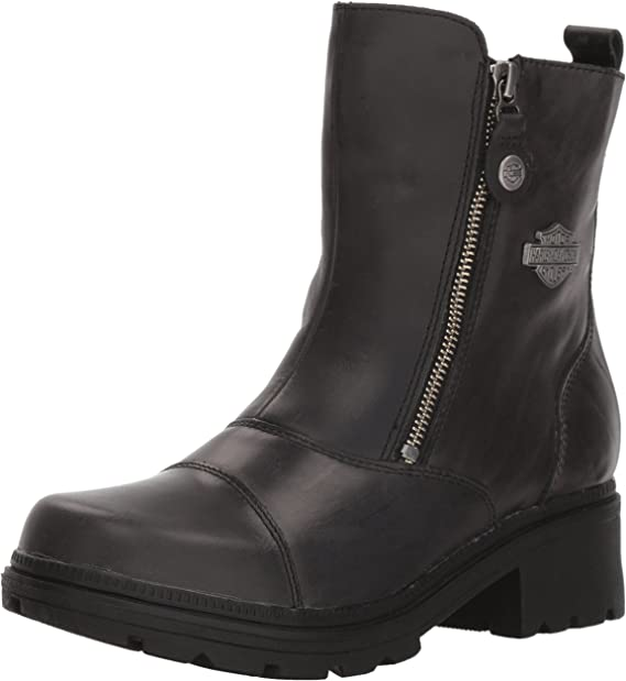 Harley-Davidson Women's Amherst Motorcycle Boot