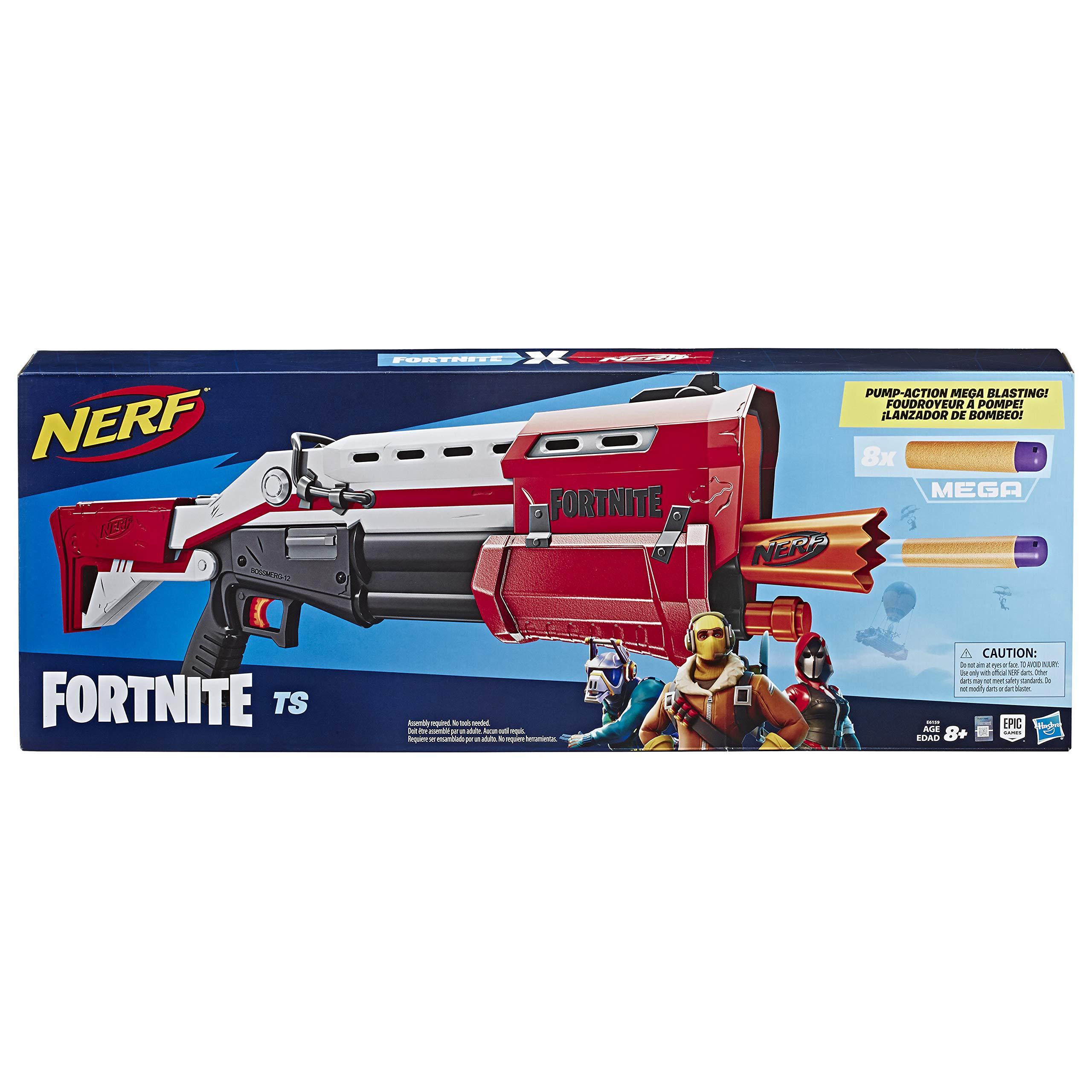 Nerf Fortnite TS-1 Blaster by NERF (Image #2)
