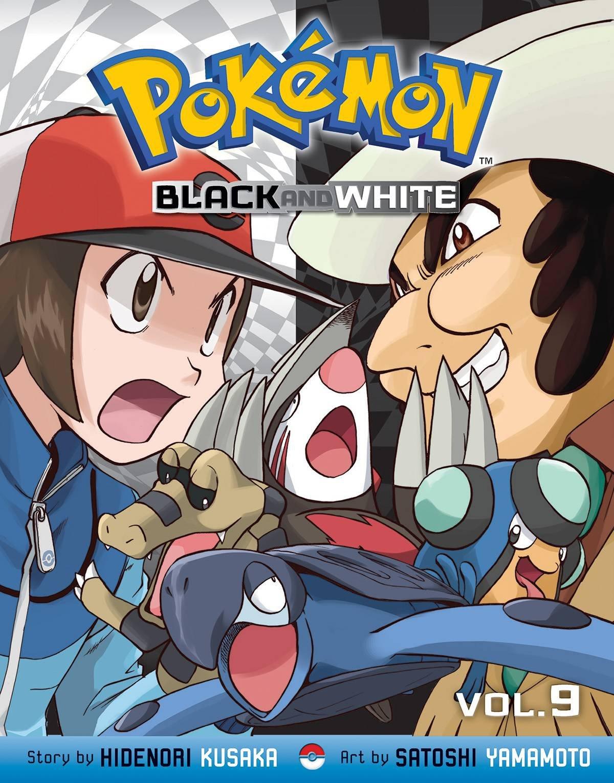 Pokémon Black and White, Vol. 9 (Pokemon)