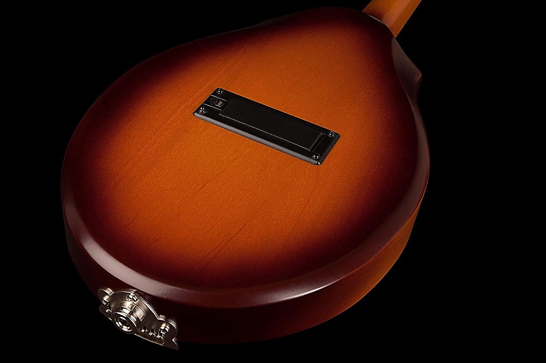 Seagull S8 Sunburst EQ Acoustic-Electric Mandolin with Seagull S-Series Gig Bag