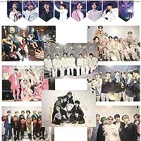 Bangtan Boys Map of The Soul: 7 Poster 8 Sheets, Poster Set Bangtan Boys Poster, Jungkook/Jimin/V/Suga/Jin/J-Hope/Rap…