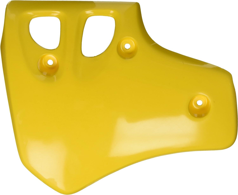 UFO SU03962101 Replacement Plastic FOR SUZUKI RAD CVR RM80 YELLOW