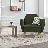 Amazon Com Novogratz Brittany Sleeper Sofa Sleeper With