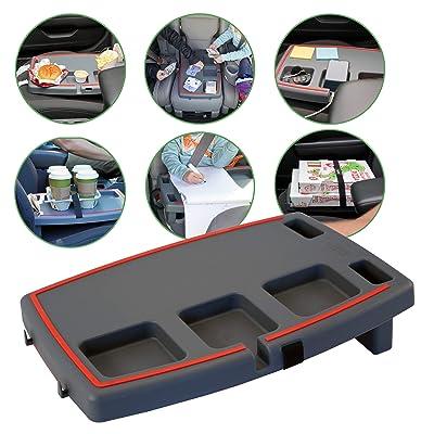 Stupid Car Tray - Front Seat Car Tray Organizer: Automotive