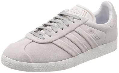 factory authentic dbdb1 7ecde adidas - Gazelle Stitch and Turn - BB6709 - Color White-Grey - Size