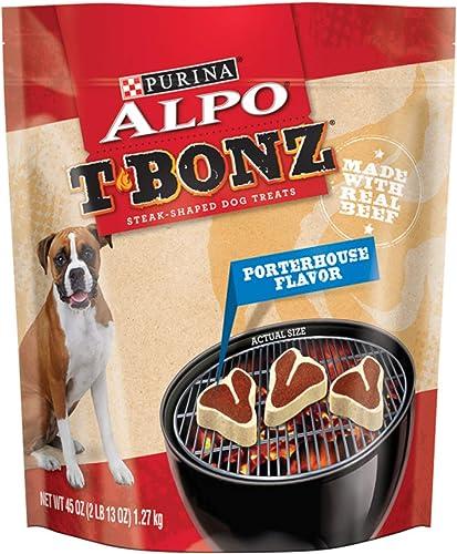 Purina ALPO TBonz Porterhouse Flavor Dog Treats