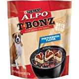 Purina ALPO Made in USA Facilities Dog Treats, TBonz Porterhouse Flavor - 45 oz. Pouch