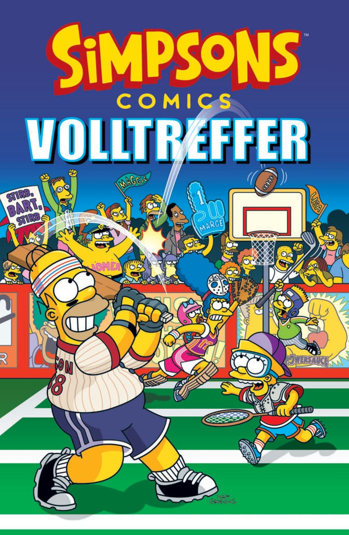 Simpsons Comics: Bd. 27: Volltreffer Taschenbuch – 25. Juni 2018 Matt Groening Bill Morrison Matthias Wieland Panini