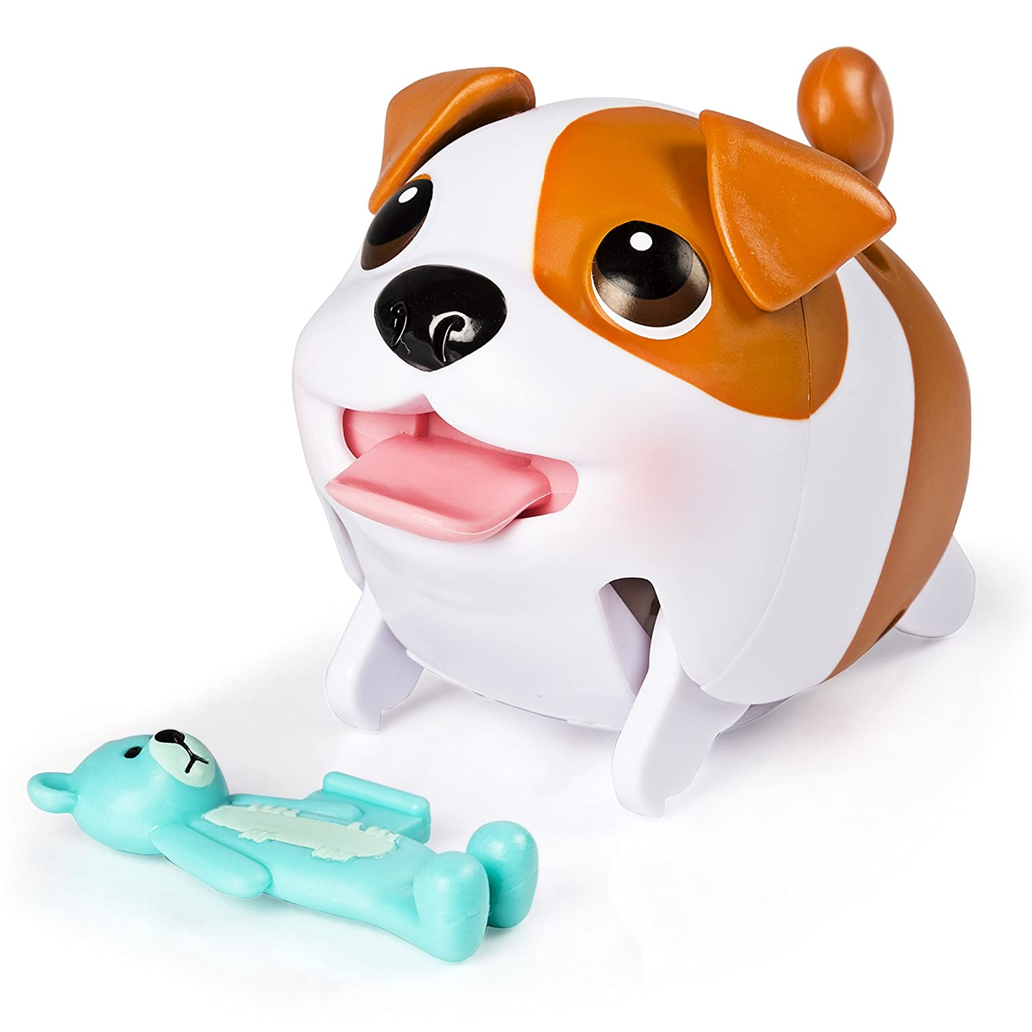 Amazon Chubby Puppies Single Pack Bulldog Toys & Games