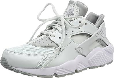 Nike Wmns Air Huarache Run, Zapatillas de Running para Mujer, Gris ...