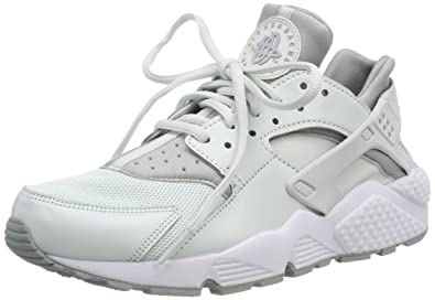 best sneakers 6d035 9a0f5 Nike Women s WMNS Air Huarache Run Trainers, (Barely Grey White Light Pumice