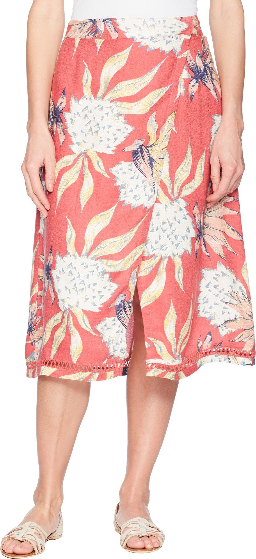 Roxy Junior's Endless Valley Skirt, Holly Berry House of The Sun, XS