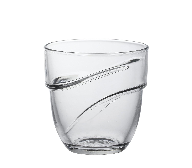 Duralex 3022/AF06/LYS flach oval LYS Glas transparent 36/cm