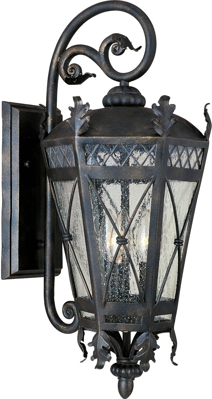 Maxim Lighting 30455CDAT 3 Light Canterbury Outdoor Sconce by Maxim Lighting B000PV42VM