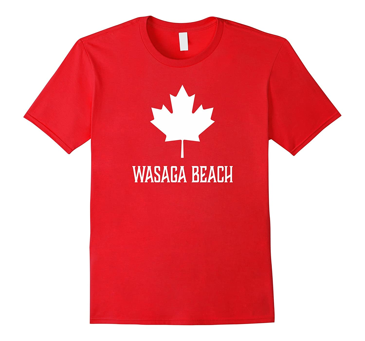 Wasaga Beach, Canada - Canadian Canuck Shirt-CL