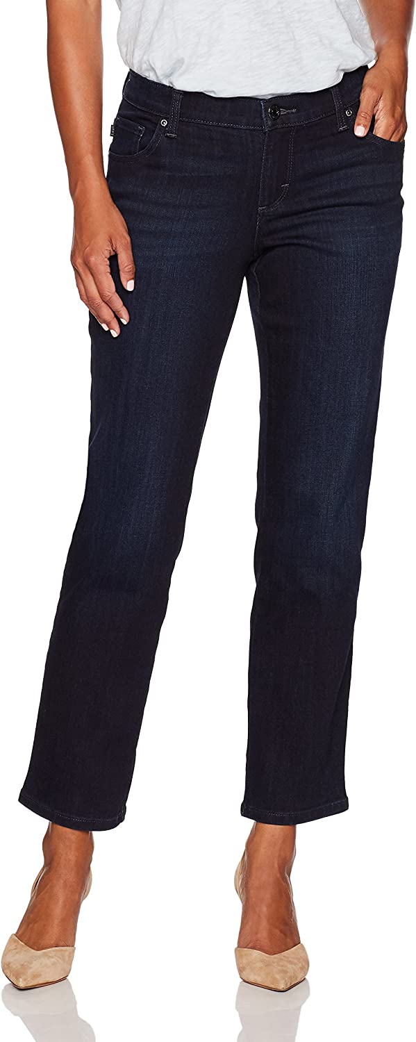 New Shipping Free Shipping Lee Women's Petite Relaxed Max 71% OFF Fit Jean Leg Straight