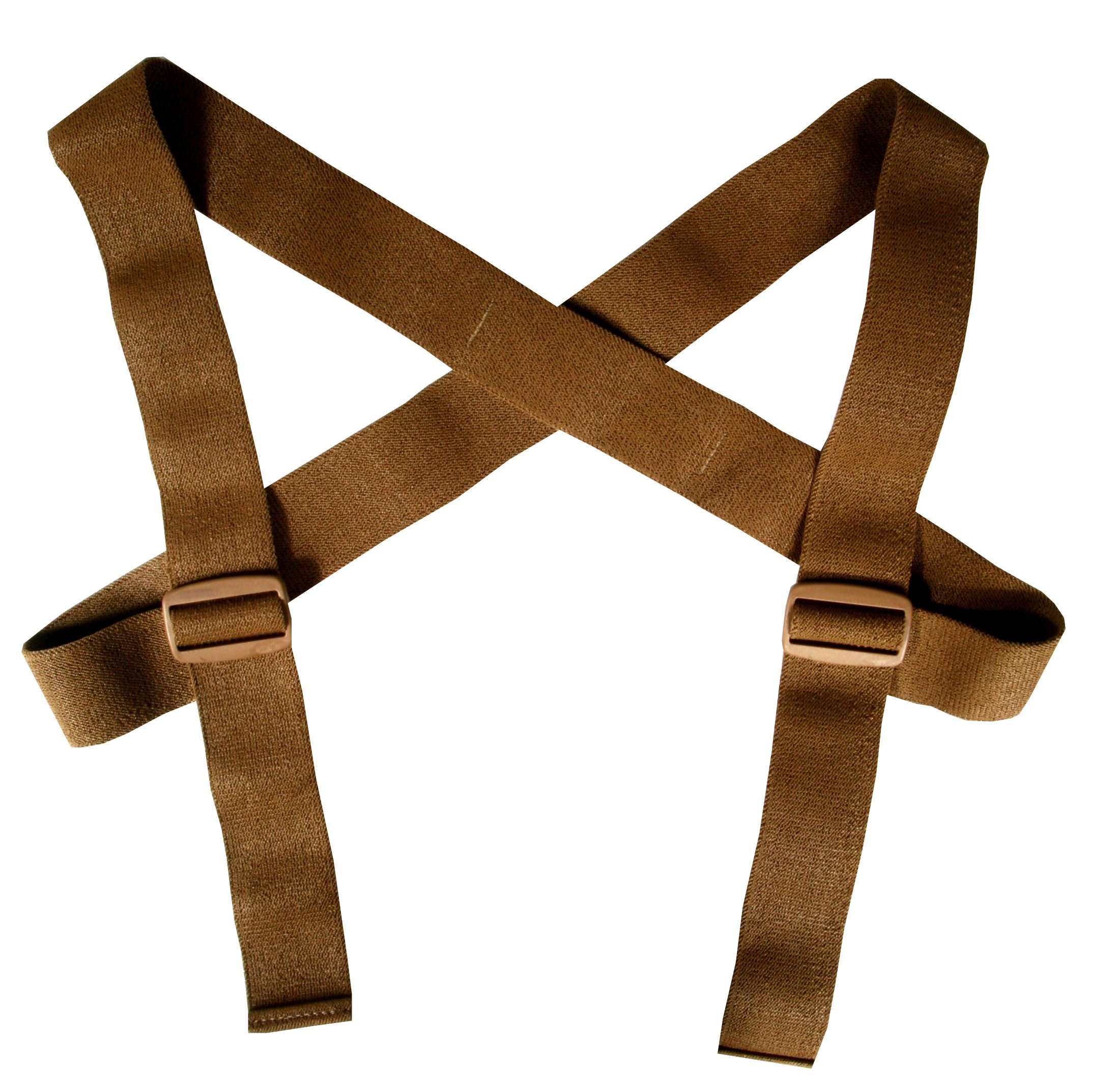 Spec.-Ops. Brand Combat Suspenders Coyote Brown