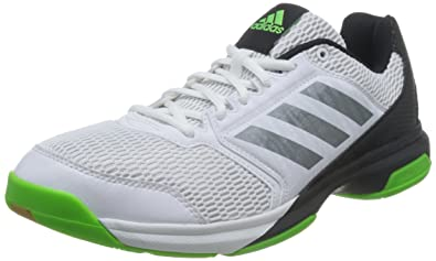 huge selection of 798f0 d98ed adidas Multido Essence, Chaussures de Handball Homme, Noir-Negro  (Ftwbla Nocmét