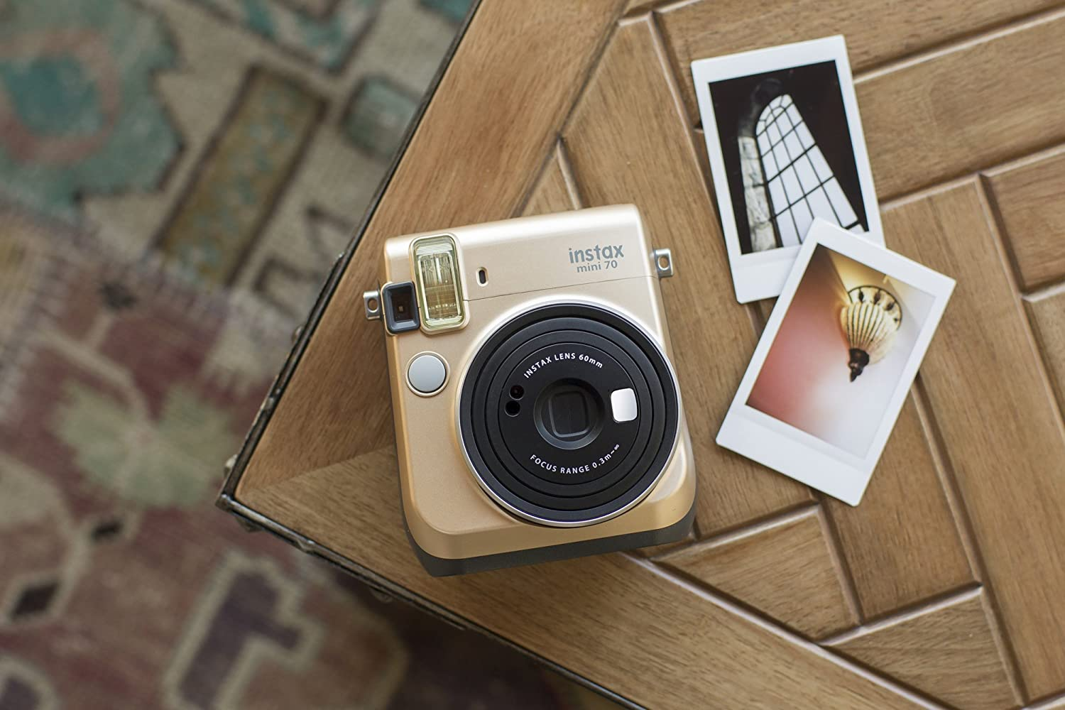 Fujifilm Instax Mini Camera ON...