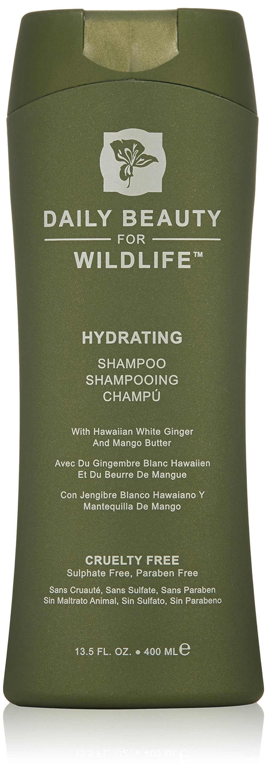 FHI Brands Daily Beauty for Wildlife Hydrating Shampoo