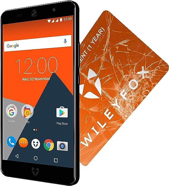 WileyFox Swift 2 - Smartphone con Pantalla de 5