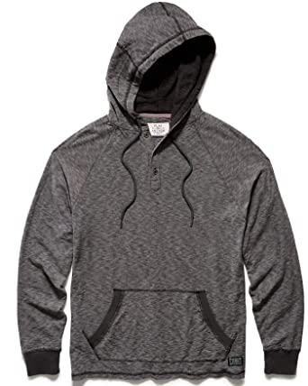 f05a7e5e1 Flag & Anthem FLOYDALE Henley Hoodie at Amazon Men's Clothing store: