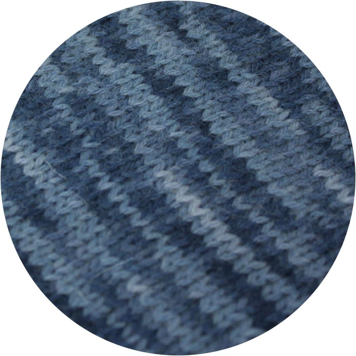 Sockenstrick Set MyOma Sockengarn Stricken -Oma Christines Herrenstr/ümpfe blau INKL Strickanleitung zum Socken Stricken 1 Kn/äuel Sockengarn zweifarbig GRATIS Label Nadeln- Strickset