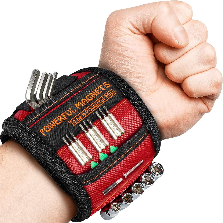 Highever Magnetic Wristbelt Tool Belt
