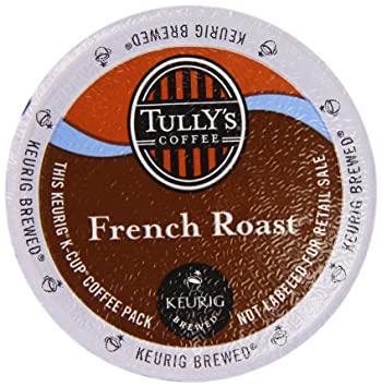 Keurig,-Tully's,-French-Roast-Coffee,-K-Cup-Counts