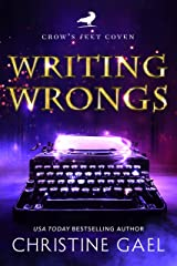 Writing Wrongs: A Paranormal Women's Fiction Novel (Crow's Feet Coven Book 1) Kindle Edition
