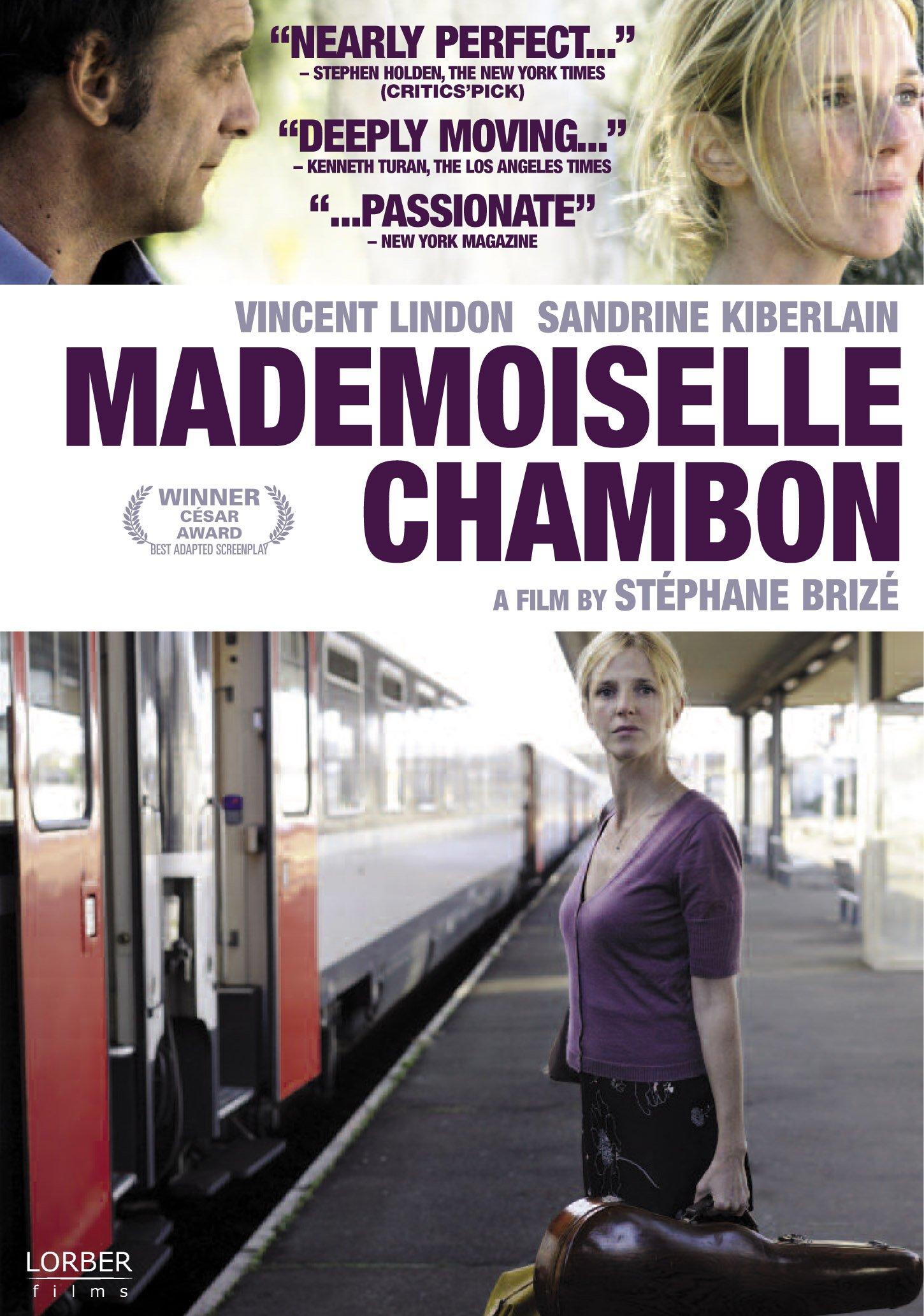 DVD : Arthur Le Hou rou - Mademoiselle Chambon (Subtitled)