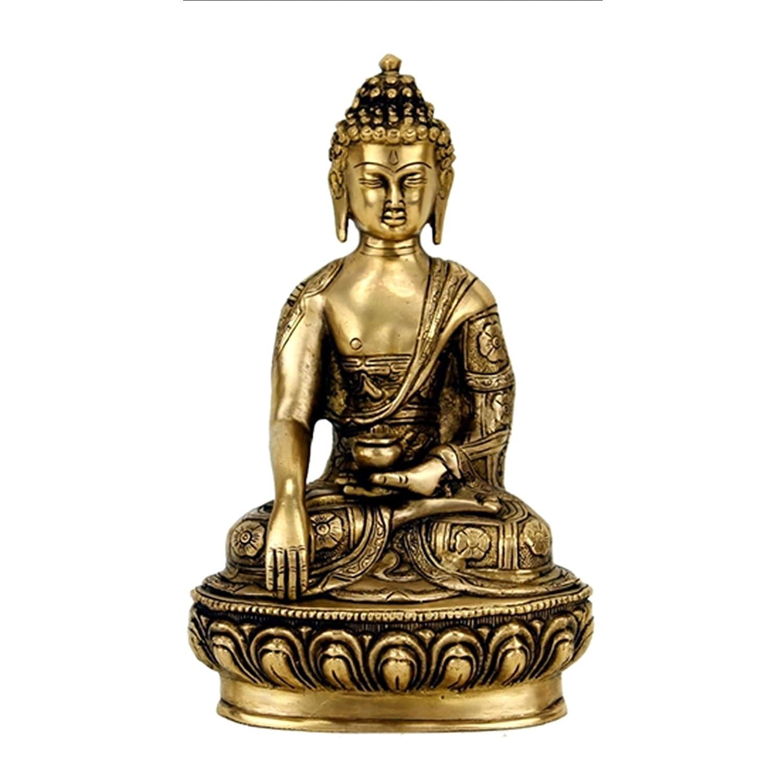 Boeddha Sakyamoeni - 27 cm