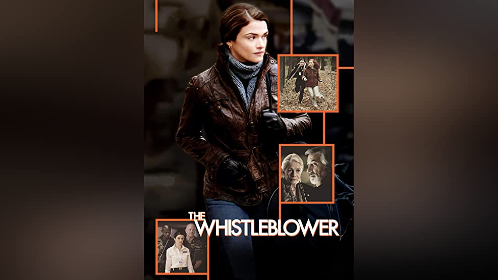 Whistle Blower,The
