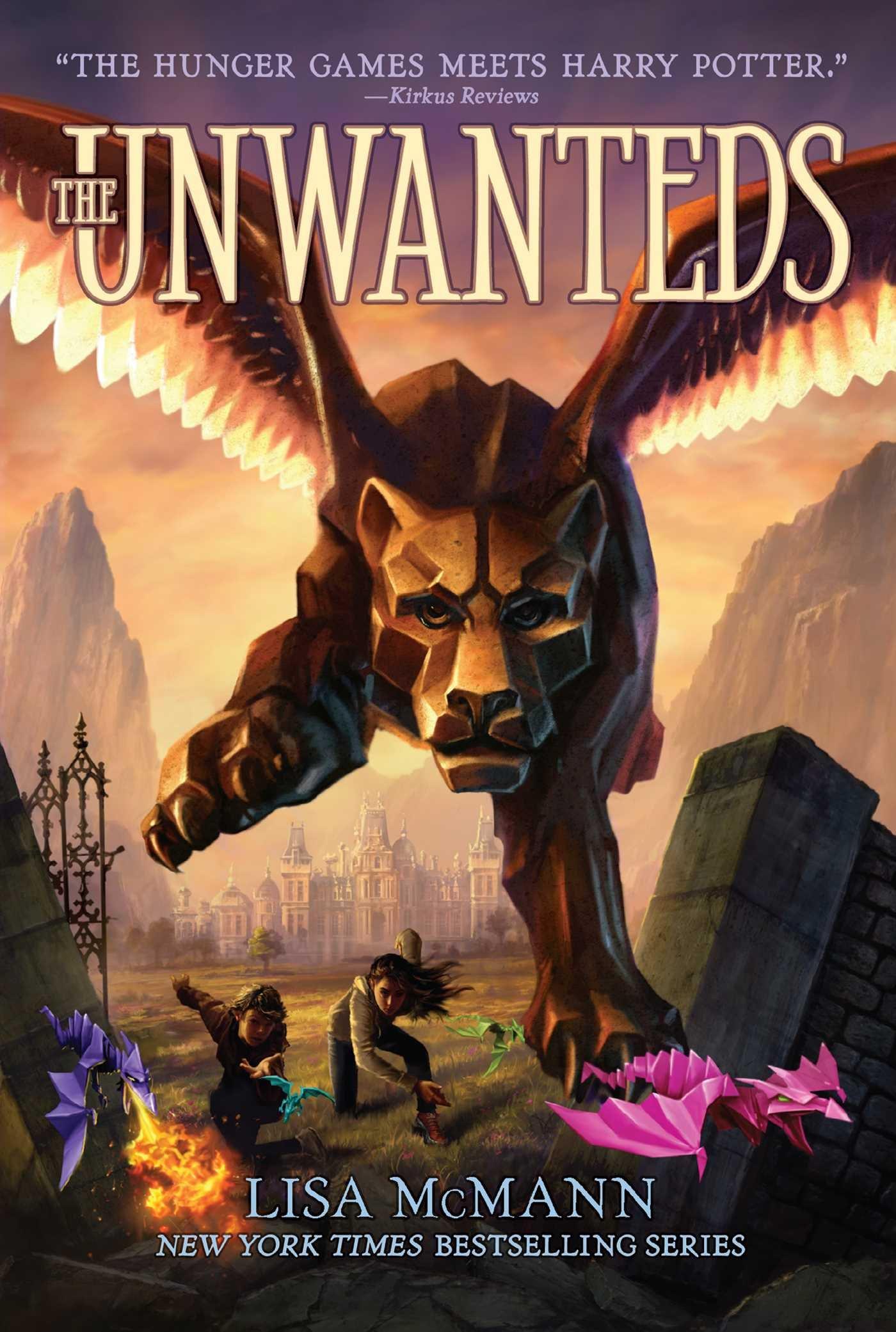 Amazon.com: The Unwanteds (1): 9781442407695: McMann, Lisa: Books