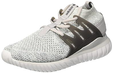 adidas Tubular Nova Pk, Sneakers Basses Homme, Gris (Tacgrn/Lgsogr/Dgsogr