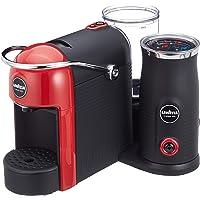 Lavazza A Modo Mio Jolie Milk Koffiezetapparaat Met Capsule, Rood