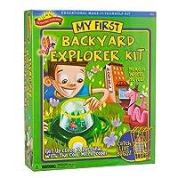 Deals on Scientific Explorer Backyard Science Kids Science Kit
