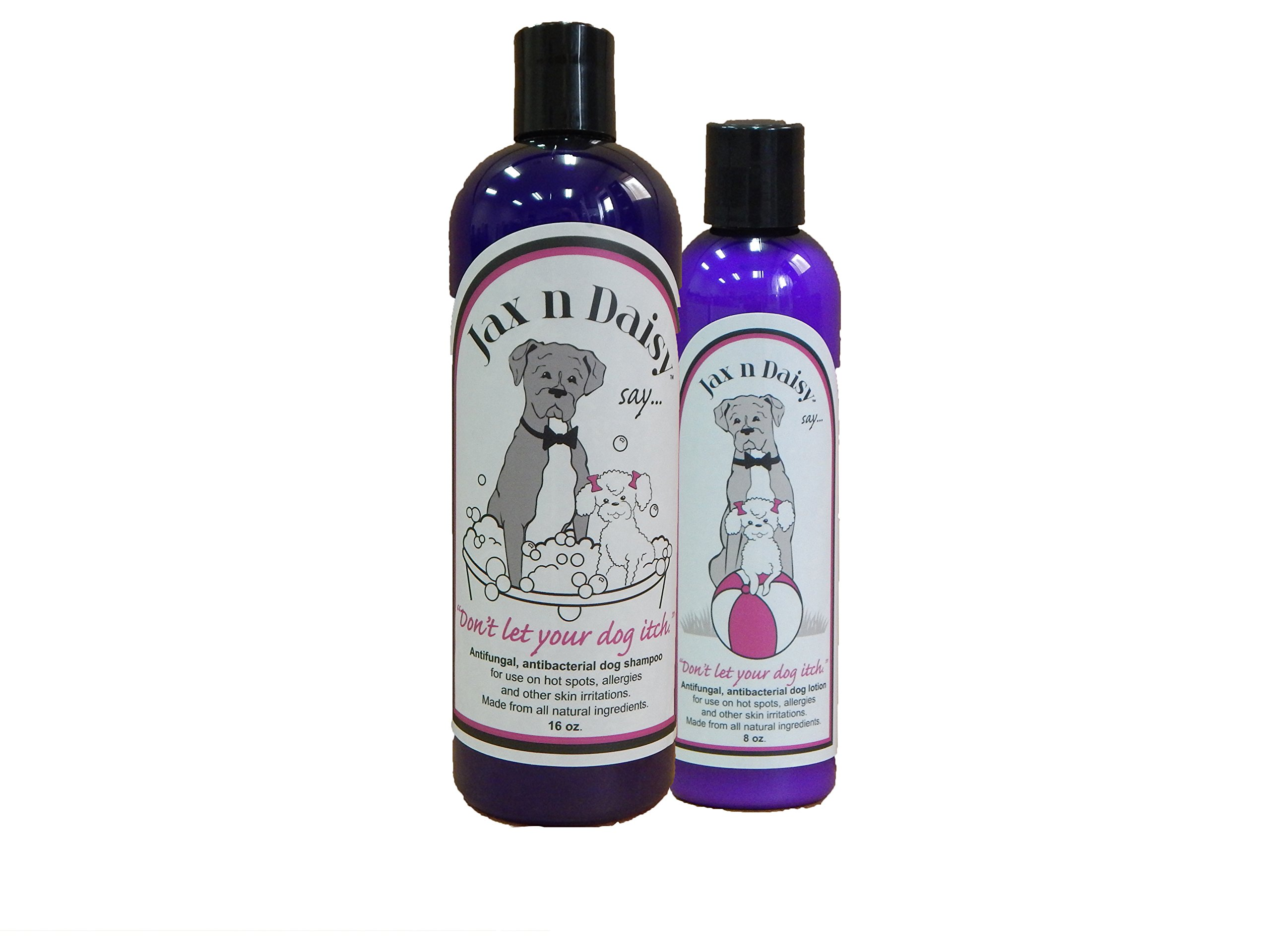 Jax N Daisy Dog Shampoo & Lotion by Jax N Daisy