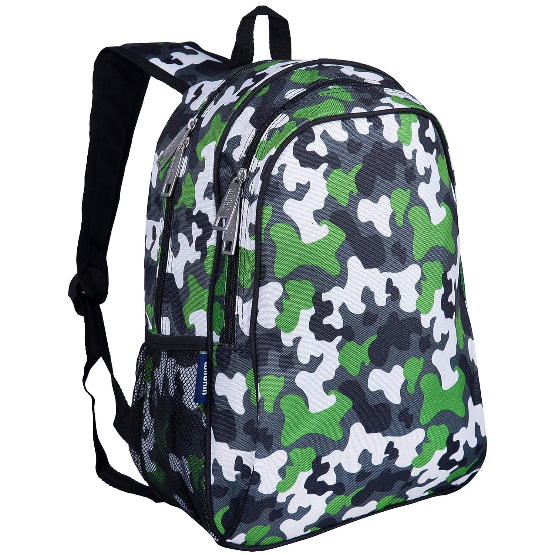 2ce2de96caa Amazon.com: Wildkin 15 Inch Backpack, Green Camo: Toys & Games